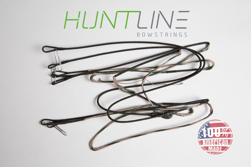 Huntline Custom replacement bowstring for Hoyt 2013-14  Pro Comp Elite Spiral X # 6 - 7