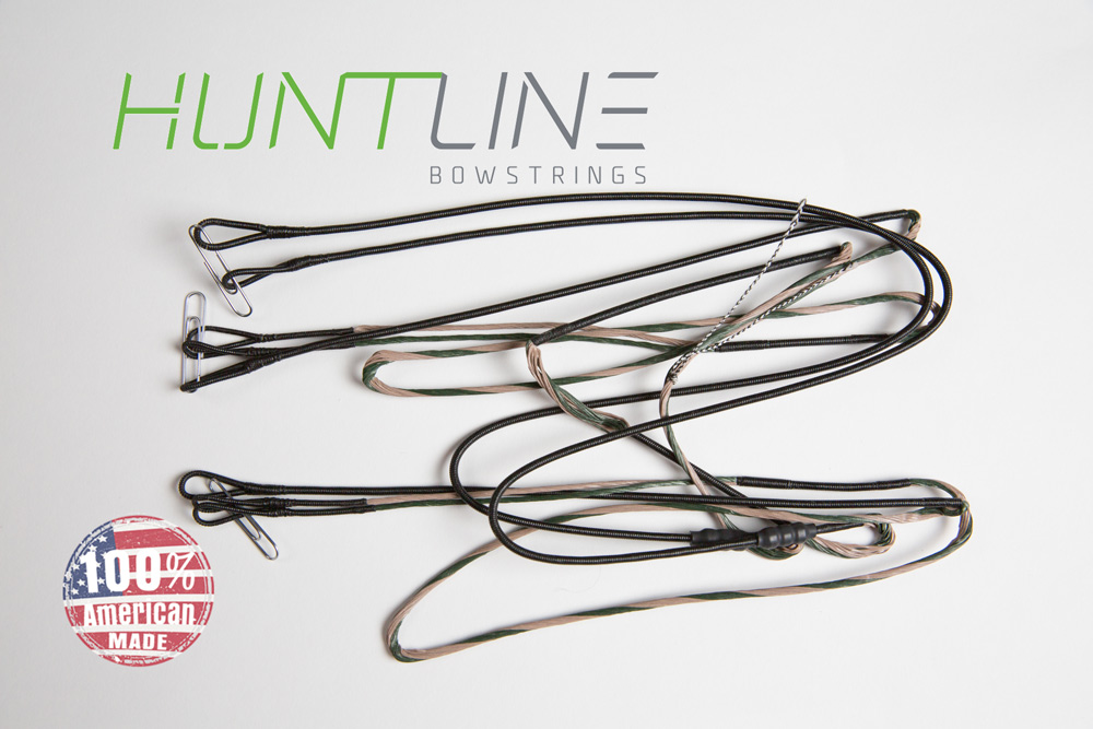 Huntline Custom replacement bowstring for Wild Game Covert Black Trophy Hunter